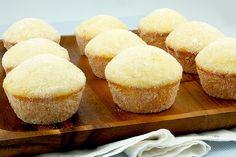 irresistible - Sugar Donut Muffins