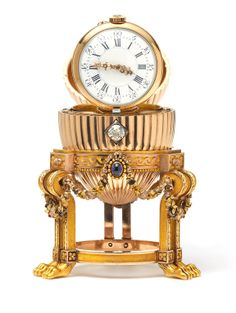 Lost Fabergé imperial Easter egg to go on display at Wartski in April 2014
