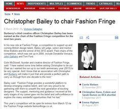 Fashion Fringe 2012