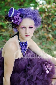 Effie Trinket Costume inspired by The Hunger Games by atutudes
