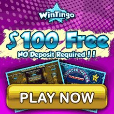 #Wintingo $100 Free No Deposit Required!