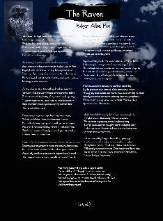 annabel lee and the raven essay