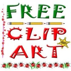 free clip art, graphics, clipart borders, photos and fonts collections
