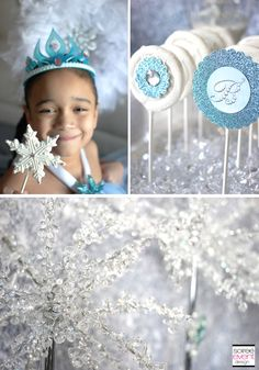 Frozen-Party-Bling-Trees