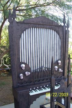 Pipe Organ #1 by hamlet the dane