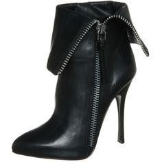 JeanMichel Cazabat High heeled ankle boots (435,815 KRW) found on Polyvore #doublju