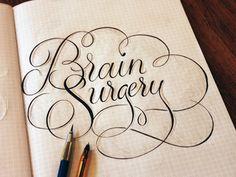 Brain Surgery  by Ged Palmer