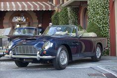 Aston Martin, DB5 (1965)  Body: Touring, Convertible