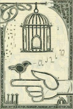 money art : Mark Wagner