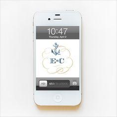 custom iphone wallpaper