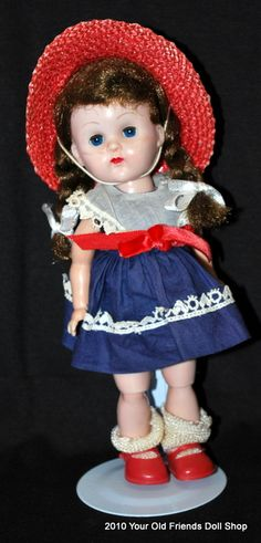 Ginny Doll by Vogue