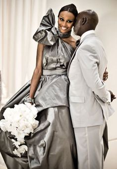 """The Real Housewives of Atlanta"" star Cynthia Bailey married entrepeneur Peter Thomas on July 24, 2010.The wedding took place at the Fernback Museum of Natural History in Atlanta."