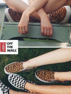 Versátiles, cómodas y con mucho estilo #Vans #Sneakers