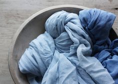 Dyeing with red cabbage - lil fish studios
