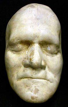 Benjamin Franklin's Death Mask