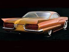 1959 Ford Thunderbird |ruined