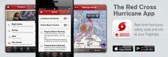 Download the Red Cross Hurricane App!