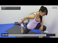 Full body HIIT - Double pyramid (Expert) - YouTube