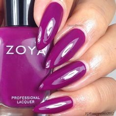 Sassy Paints: Zoya Margo: from the Entice Fall 2014 Collection