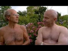 Dominic Littlewood - 'Naturist Day' - Abbey House Gardens - June 2008