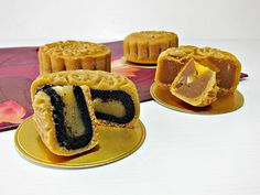Traditional Baked Mooncake 中秋月饼 (2011) | Anncoo Journal - Come for Quick and Easy Recipes
