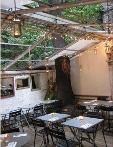 Cafe Asean, West Village. Hands down, my favorite NYC restaurant.