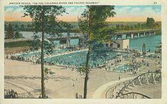 Swimming Pool Jantzen Beach
