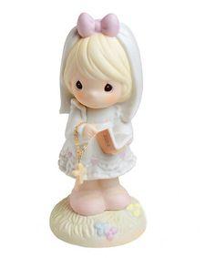 Look at this #zulilyfind! Girl & Book Figurine #zulilyfinds