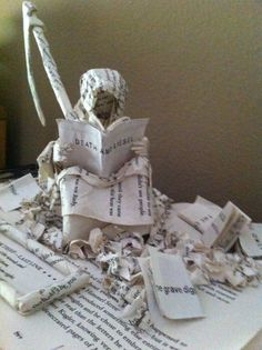 The Book Thief - Zeba Talkhani - Amazing!!!