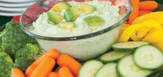 Try my Avocado Ranch Dip recipe and submit your game-day recipes like and get ready to win great prizes! Visit VerizonInsider.com/sandralee