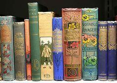 Beautiful Victorian era children's books