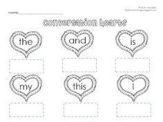 2 Valentine's Day activities for Kindergarten