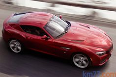 km77.com - BMW Zagato Coupé prototipo