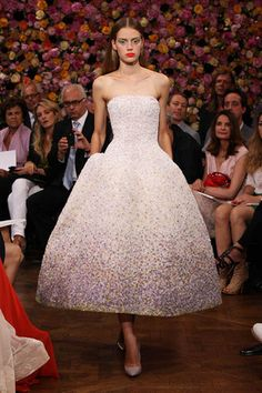Dior Haute Couture - Autumn-Winter 2012