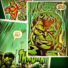 #comicbook #thehulk #avengers #green #badass #hulk #strongest #avenger #ig #iger #igers #instagram #instacomics - @foxymama923- #webstagram