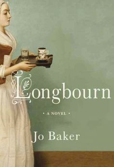 Longbourn by Jo Baker.  Click the cover image to check out or request the historical fiction kindle.