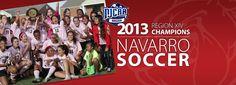 Soccer 2013 Region XIV Champions!