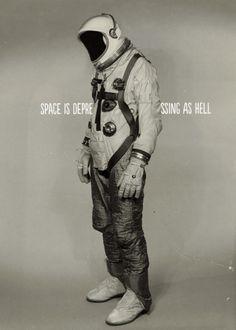 Space Suit & Words