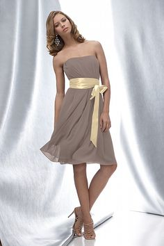 wedding dressses, bridesmaids, idea, bridesmaid dresses, colors, dress wedding, fall weddings, bridesmaid gowns, chiffon dresses