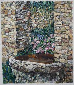 il mosaico del pozzo by ari kokomosaico, via Flickr