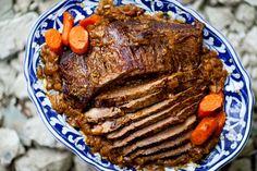 Beef Brisket Pot Roast on Simply Recipes
