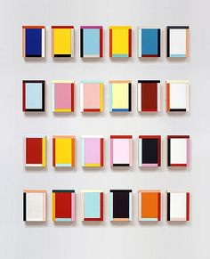 geometric : rectangle : Imi Knoebel GRACE KELLY