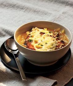 Rich French Onion Soup