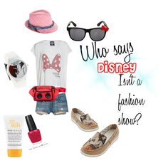 Who Says Disney Isn't a Fashion Show?, created by bunnyteef on Polyvore
