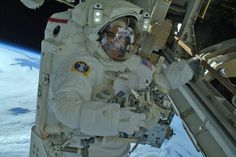 Q: How far above the Earth is the ISS?  A: The ISS is 220 miles above the Earth.