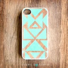 iPhone Case Wood