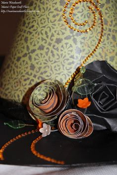Witches hat -- Close to my Heart/Take a Walk in the Moonlight Blog Hop