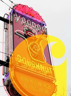 Voodoo Doughnuts in Portland #PDX...open 24 hours a day!  Must make a point to visit! voodoo doughnut
