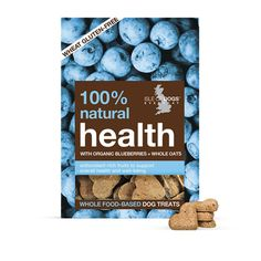 100% Natural Health Dog Treat by Isle of Dogs