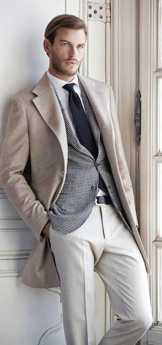 Dapper #men #style